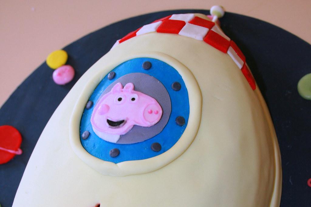 Peppa Pig Cake Decorations Uk