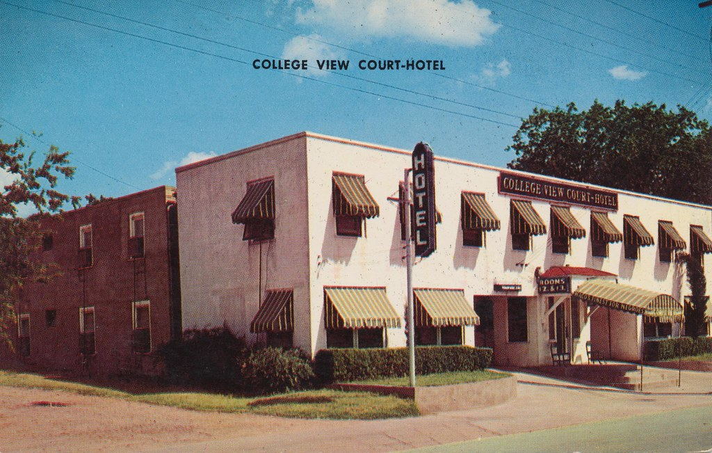 College View Court-Hotel - Waco, Texas