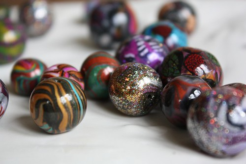 Fresh beads | by X by Leina Neima
