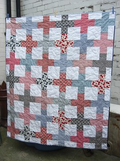 Little Boy quilt | by flossyblossy