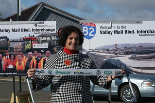 Secretary of Transporation Paula Hammond | by WSDOT