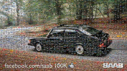 Saab 900 Mosaic - small | by Saab Automobile AB