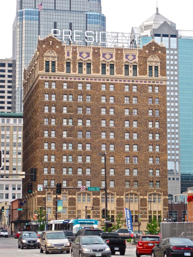 ... Hotel President, Kansas City, MO | By Robby Virus