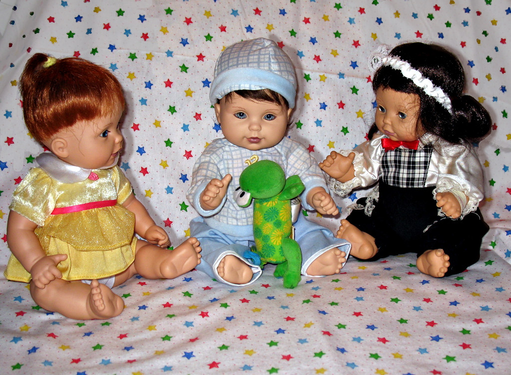 Baby Dolls Baby So Beautiful Quot Dolls By Playmates 14