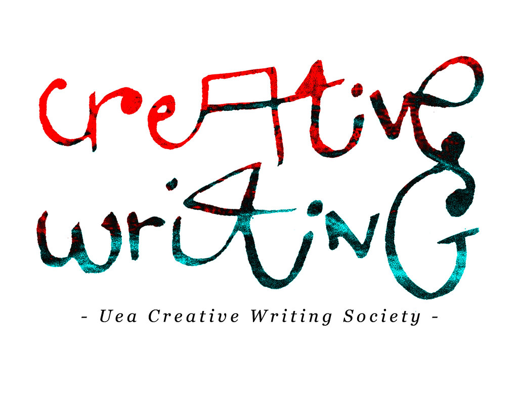 Uea creative writing society logo competition entry flickr
