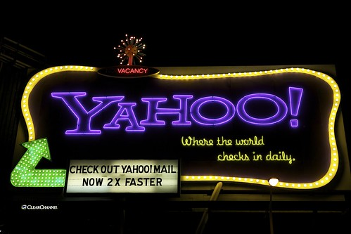 The Yahoo! Billboard, San Francisco | by Schill