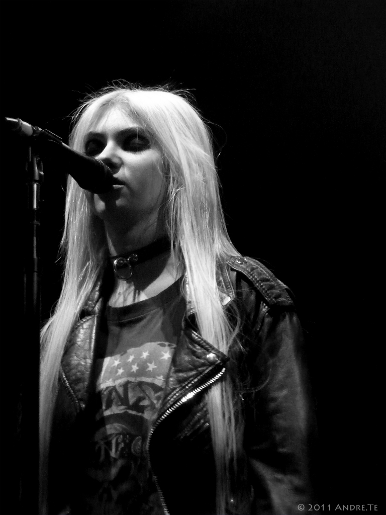 The Pretty Reckless // Stadthalle Offenbach | © all rights ...
