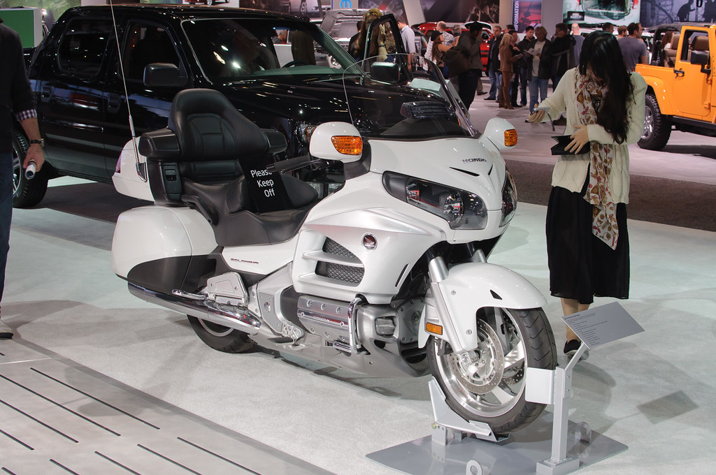 Honda Wing World