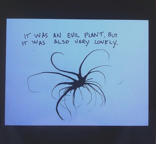 IYTI NoLA 5 - It was an Evil plant, It Was Also Very Lonely by Eliot Draws | by dingler1109