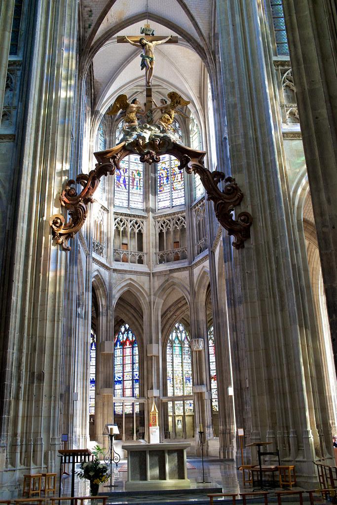 Iglesia saint maclou rouen paco barranco flickr - Balatum saint maclou ...