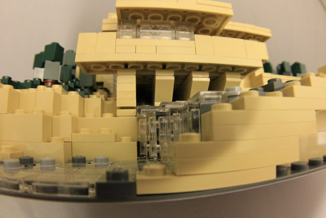 Fallingwater lego flickr photo sharing - Lego falling waters ...