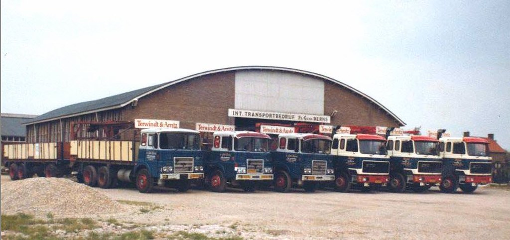 ftf truck | FTF trucks old and new types of the company ...