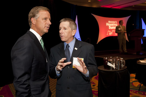 10/17/2011 Governor Bill Haslam offers remarks at the opening session of THDA's Governor's Housing Summit | by Governor Bill Haslam