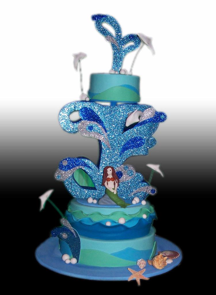Under the Sea Cake Giovanni Ozuna Flickr