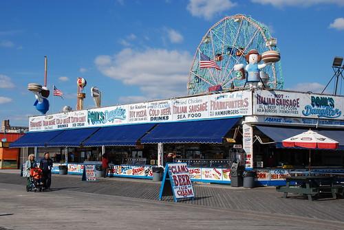 Paul S Daughter Coney Island