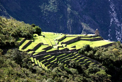 Machu Picchu terraces | by Zé Eduardo...