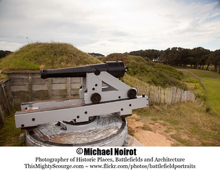 Fort Fisher State Historic Site - Pic 24 | by BattlefieldPortraits.com