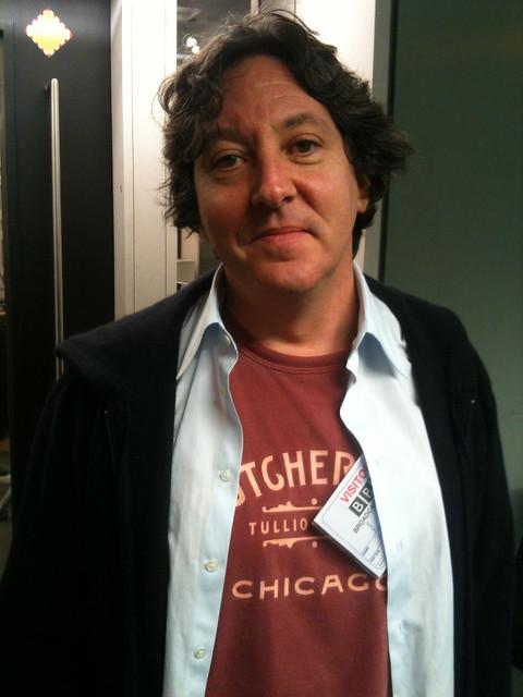 Dan Pritzker, Director of 'Louis the Movie'