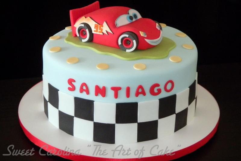 Carol Birthday Cake