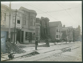 Howard St. Bet. 17th and 18th. | by SMU Central University Libraries