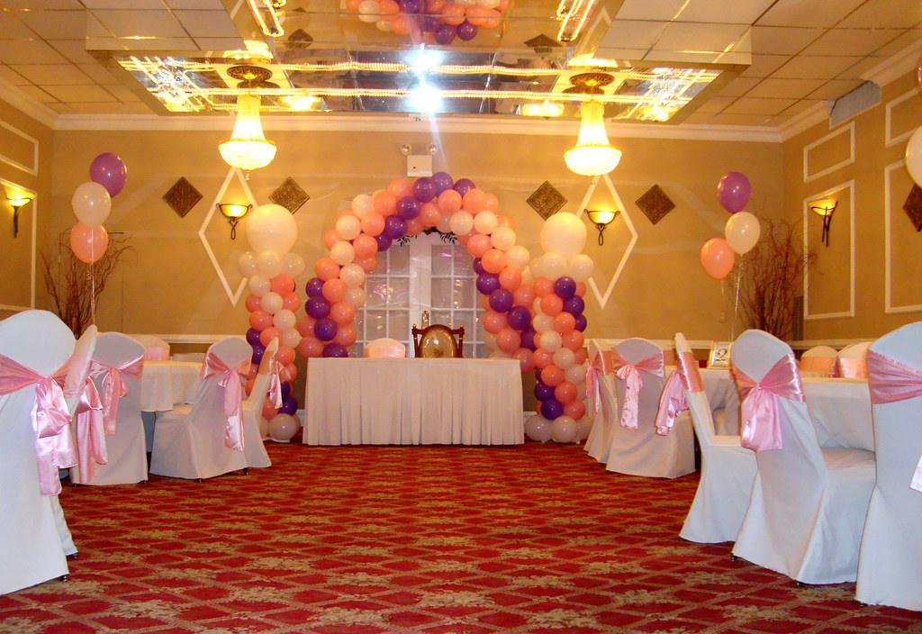 Pink Lavender And White Baby Shower Deliza Nieves Flickr