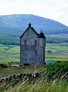 Brockloch Tower = Brochloch Tower, East Ayrshire, Scotland | by Caledoniafan (Astrid)