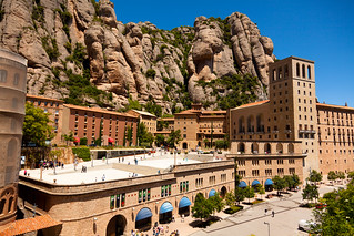 Monistrol de Monserrat, Spain | by chylle