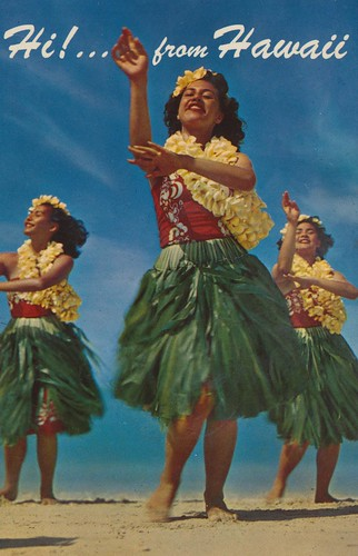 Hi!...from Hawaii | by The Cardboard America Archives