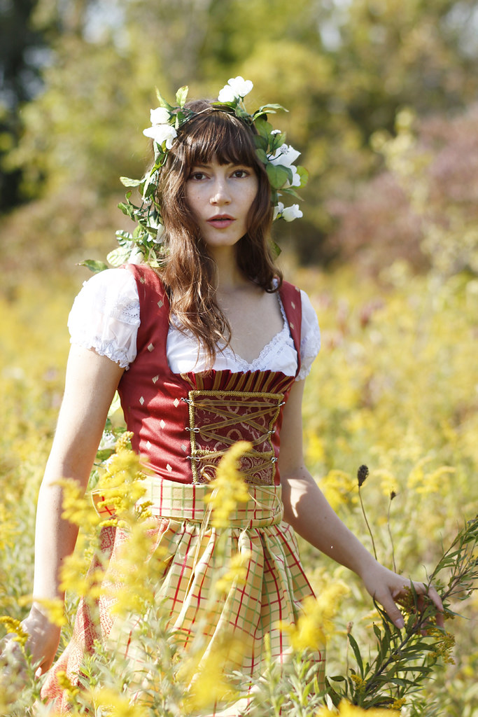 German Dirndl Dress Heidis Closet 06 The Heidi The