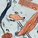 Columbia River Water Diatoms