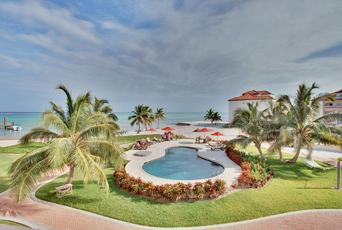 Grand Caribe pools all around | by Grand Caribe