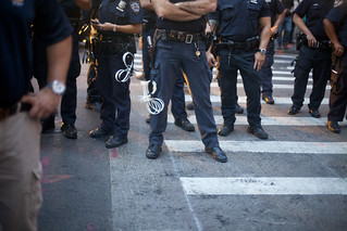Occupy Wall Street: NYPD | by a c o r n
