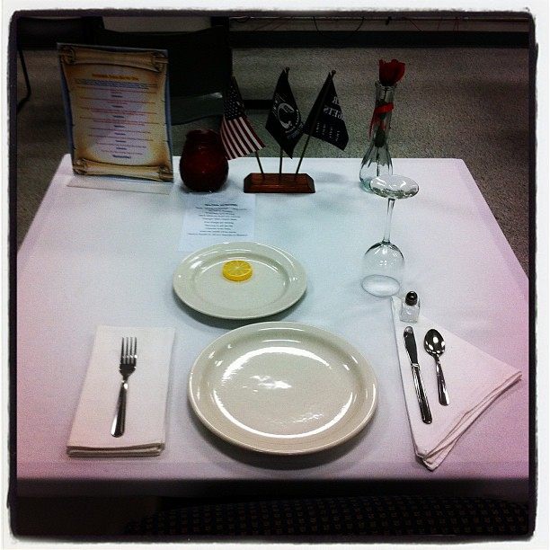 4 table setting guidelines for dating 9