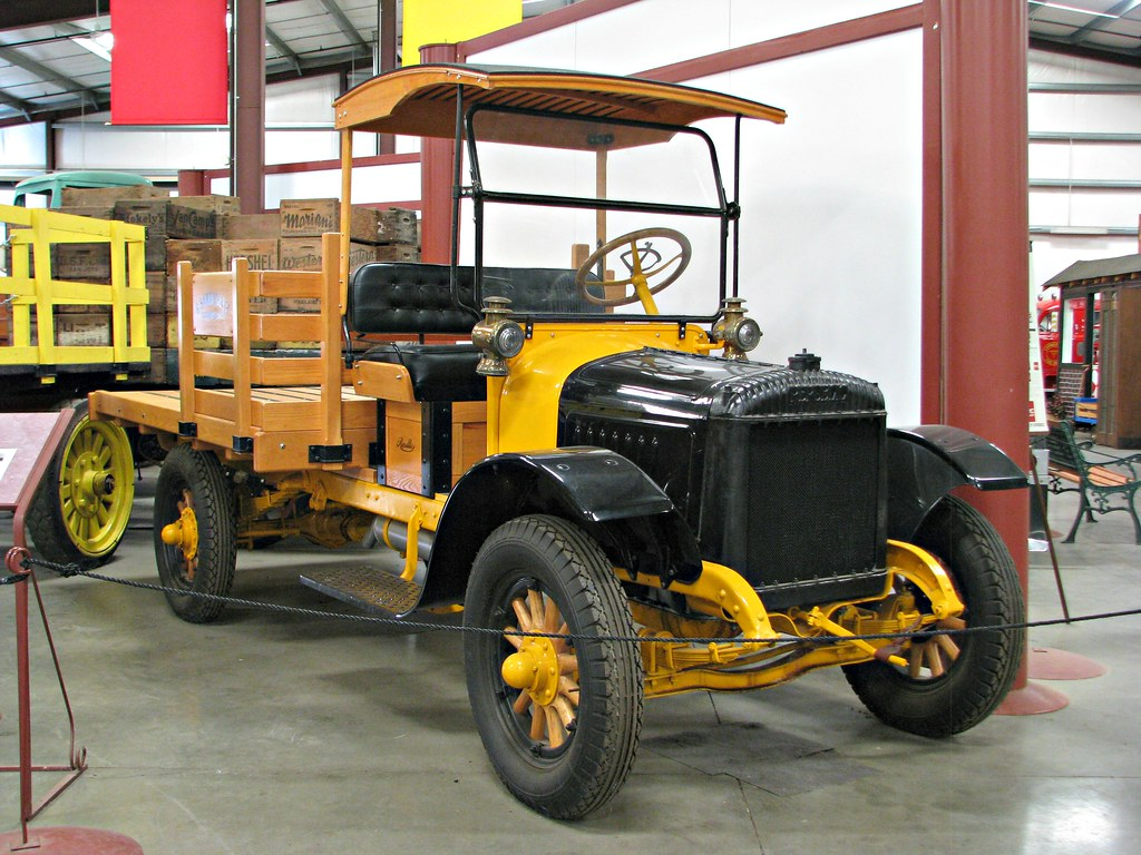 New Gmc Truck >> 1922 Republic Model 10 1 Ton Stake Truck 1 | Photohraphed at… | Flickr