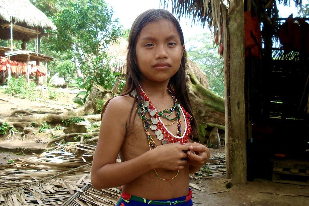 young nude girl panamanian