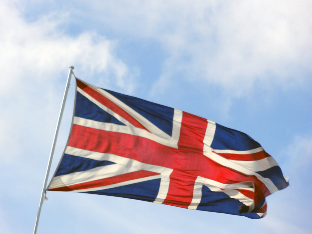 uk flag   south england   Martin Abegglen