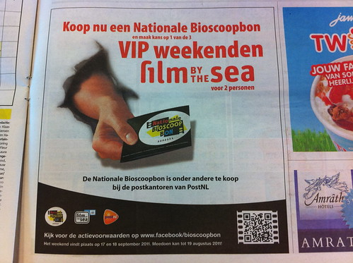 nationale bioscoopbon online dating