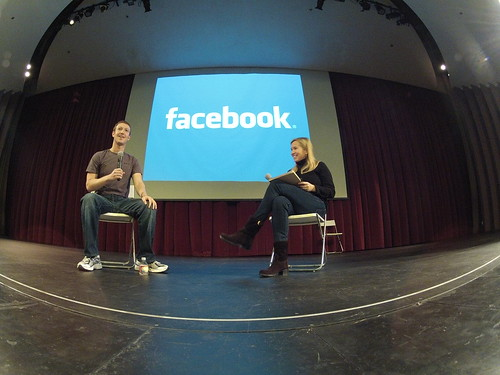 Mark Zuckerberg answers Jessica Livingston's questions at Startup School | by Robert Scoble