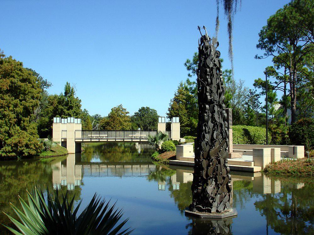 New Orleans City Park Sculpture Garden Michelle Flickr