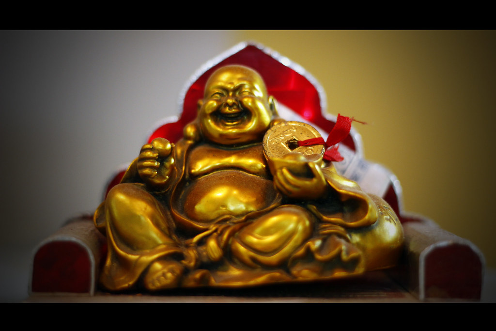 Laughing Buddha HD Wallpapers for Free Download