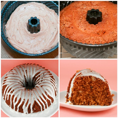 Tomato Soup Bundt collage | by Food Librarian