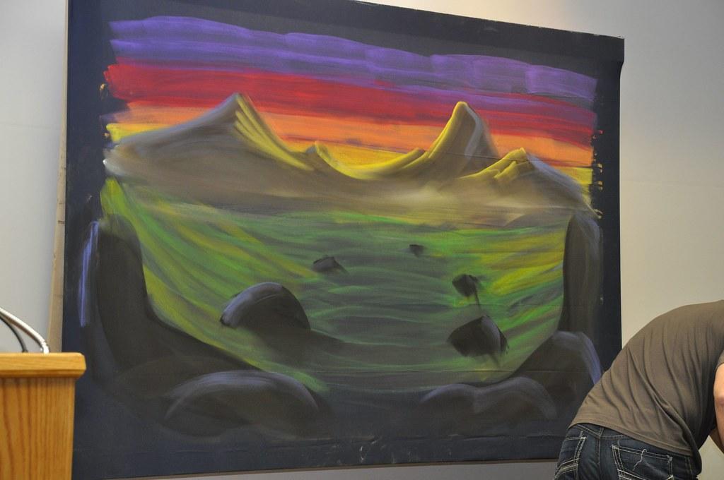 Region 10 Artwork