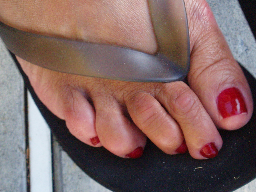 Mature Latina Feet 96