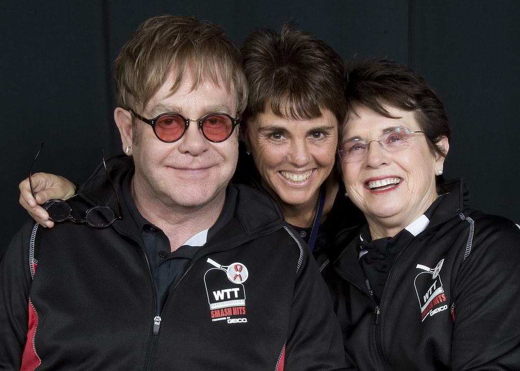 Sir Elton John, Ilana ...