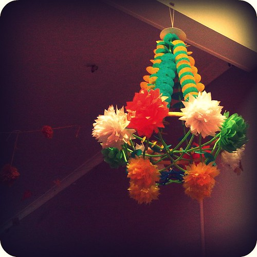 polish paper chandelier (pajaki) | by The Craft Revival