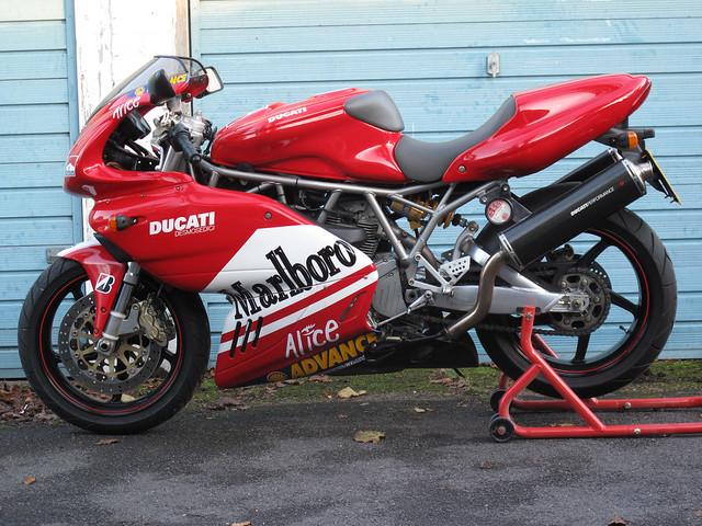 Ducati Ss Ie Single Seat Conversion