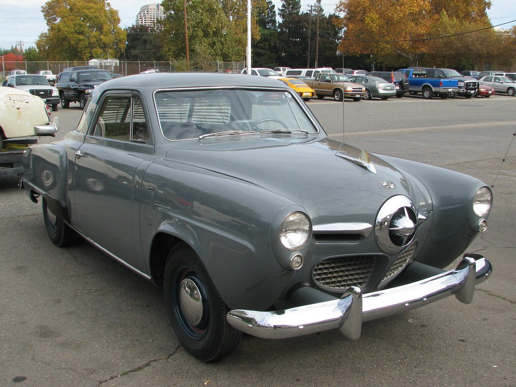 1950 Studebaker Champion 2 Door 42a9186 2 Photographed