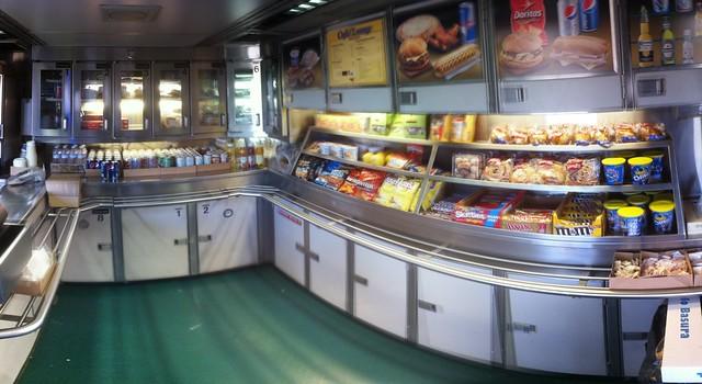 Amtrak Texas Eagle Dining Car Tour & Menu Review - First ...   Amtrak Snack Car Menu