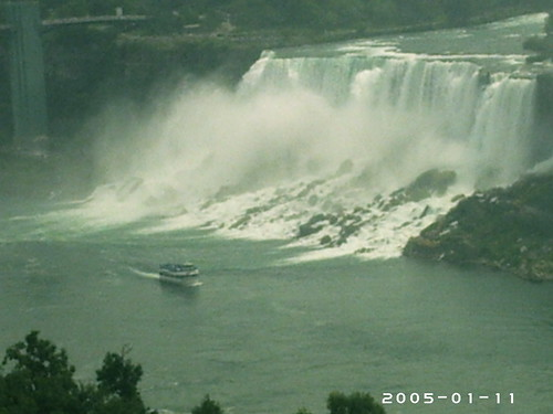 The American Falls | by Airplane girl
