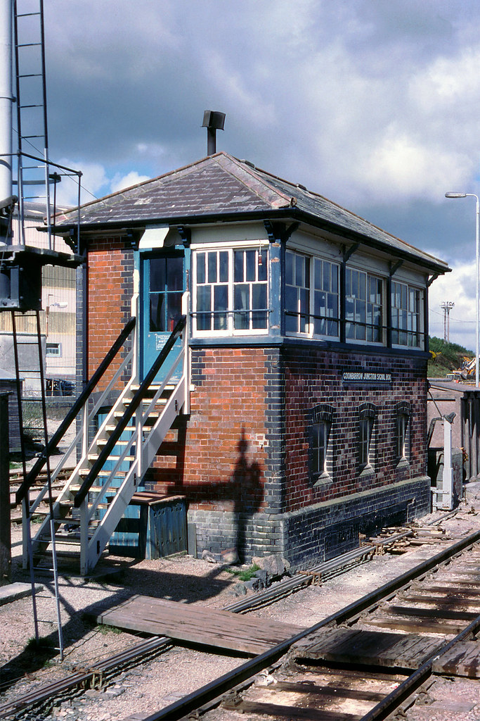 Goonbarrow Junction Goonbarrow Junction Signal Box